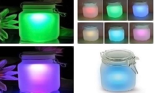 Как можно легко сделать красивый светильник из банки своими руками?