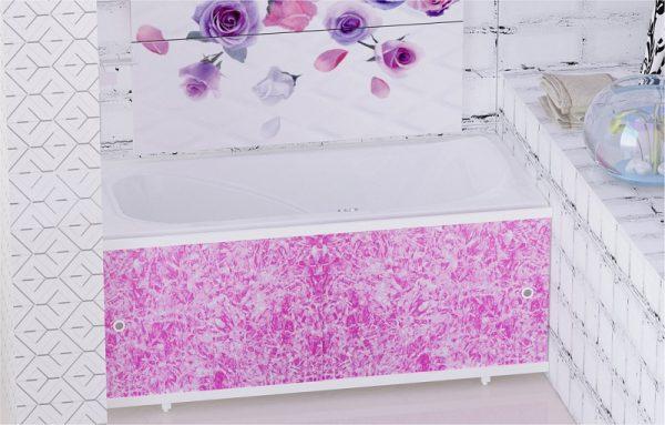 Экран для ванны раздвижной своими руками