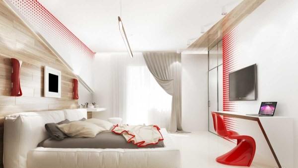Дизайн спальни: оформляем своими руками