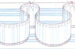 Украсить детскую кроватку своими руками: подзор и полог