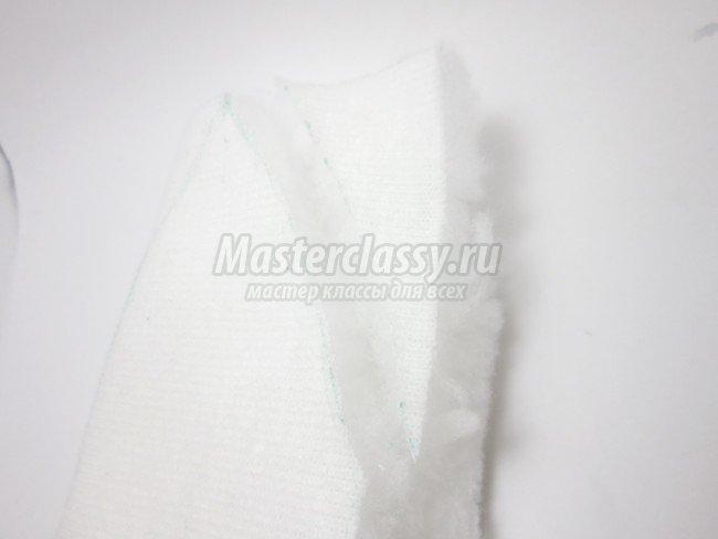 Заячьи уши своими руками из бумаги: схема с фото и видео