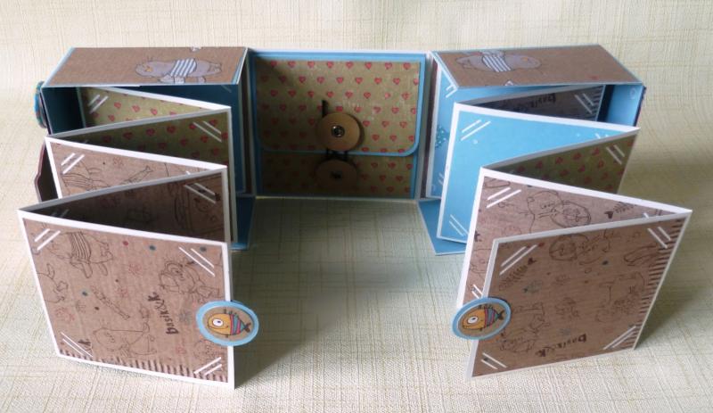 Фотобокс своими руками из коробки: мастер-класс скрапбукинга