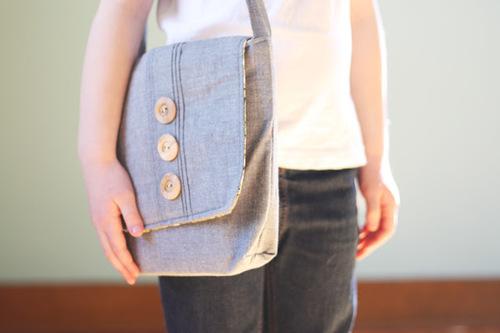 Детская сумка своими руками — мастер-класс