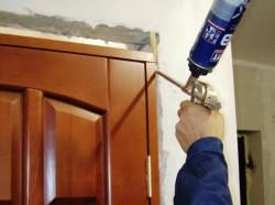Чем отмыть монтажную пену в домашних условиях
