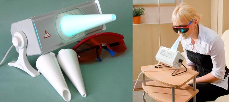 Кварцевые лампы для дезинфекции помещений