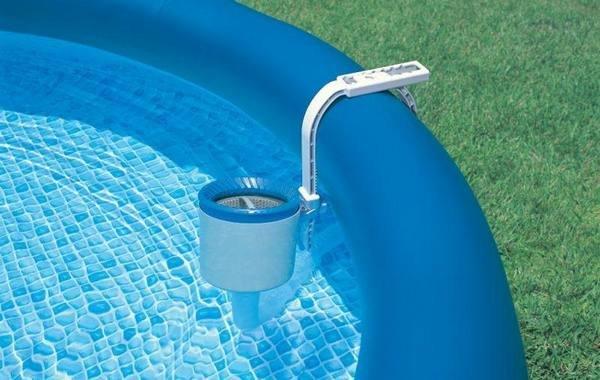 Чем очистить воду в домашнем бассейне от различных загрязнений