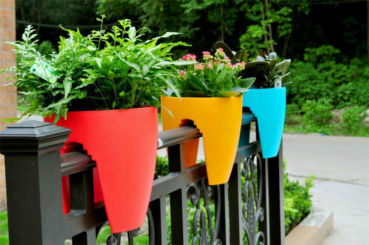 Балконные ящики для цветов своими руками фото