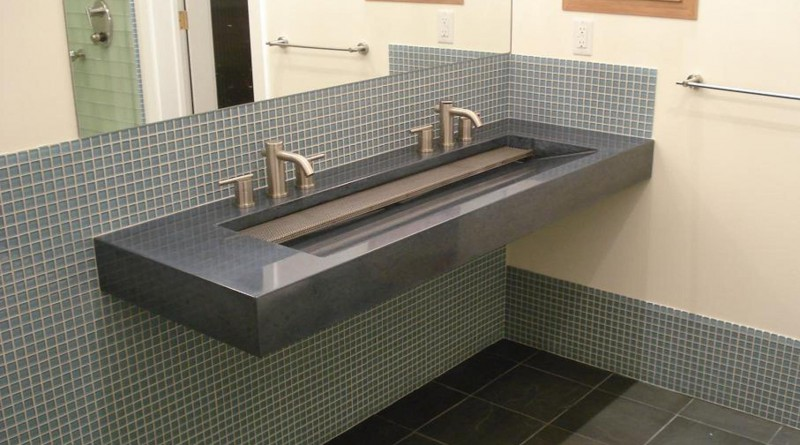 Мозаика в отделке ванной комнаты