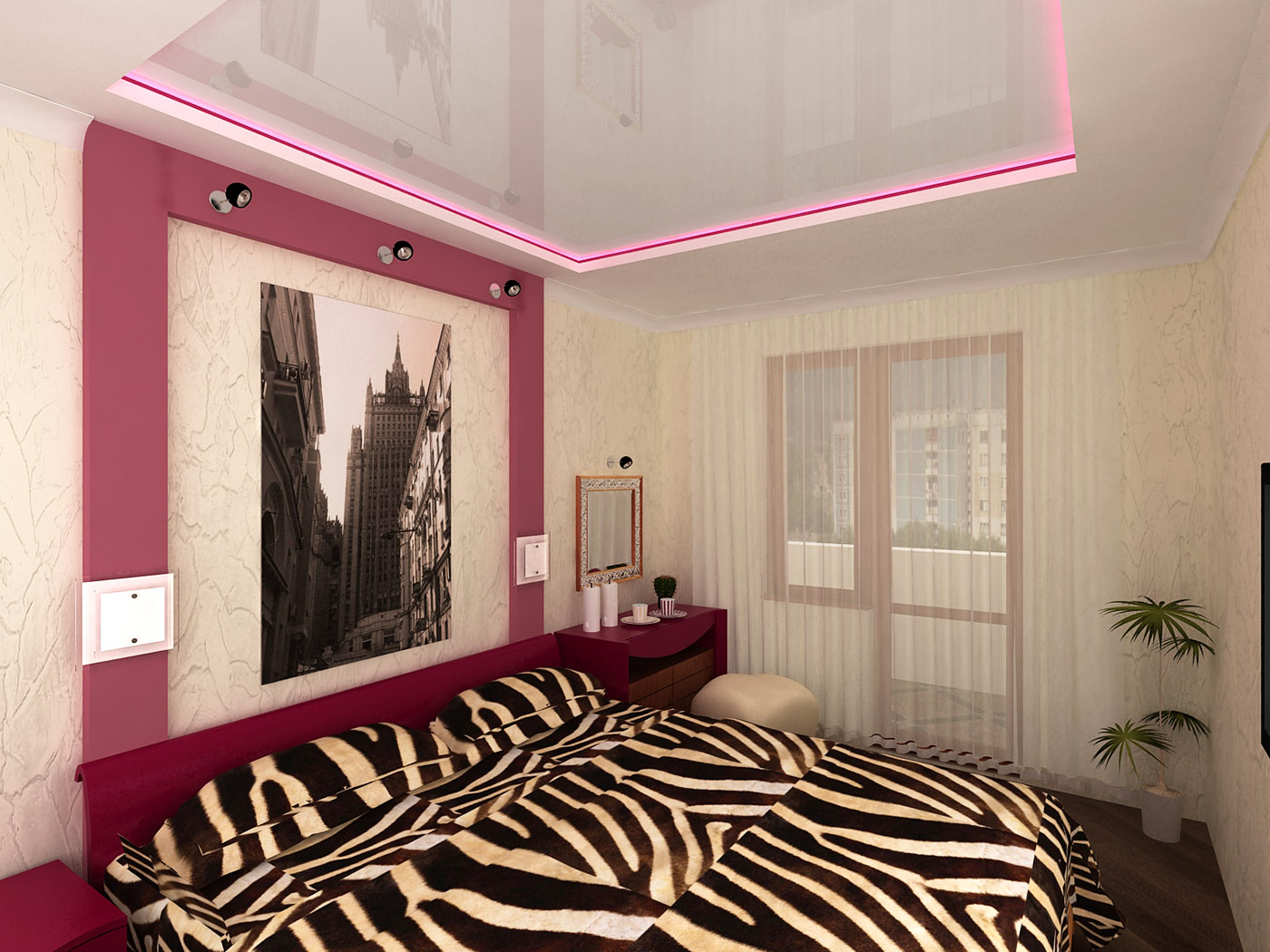 Ремонт комнаты дизайн реальные
