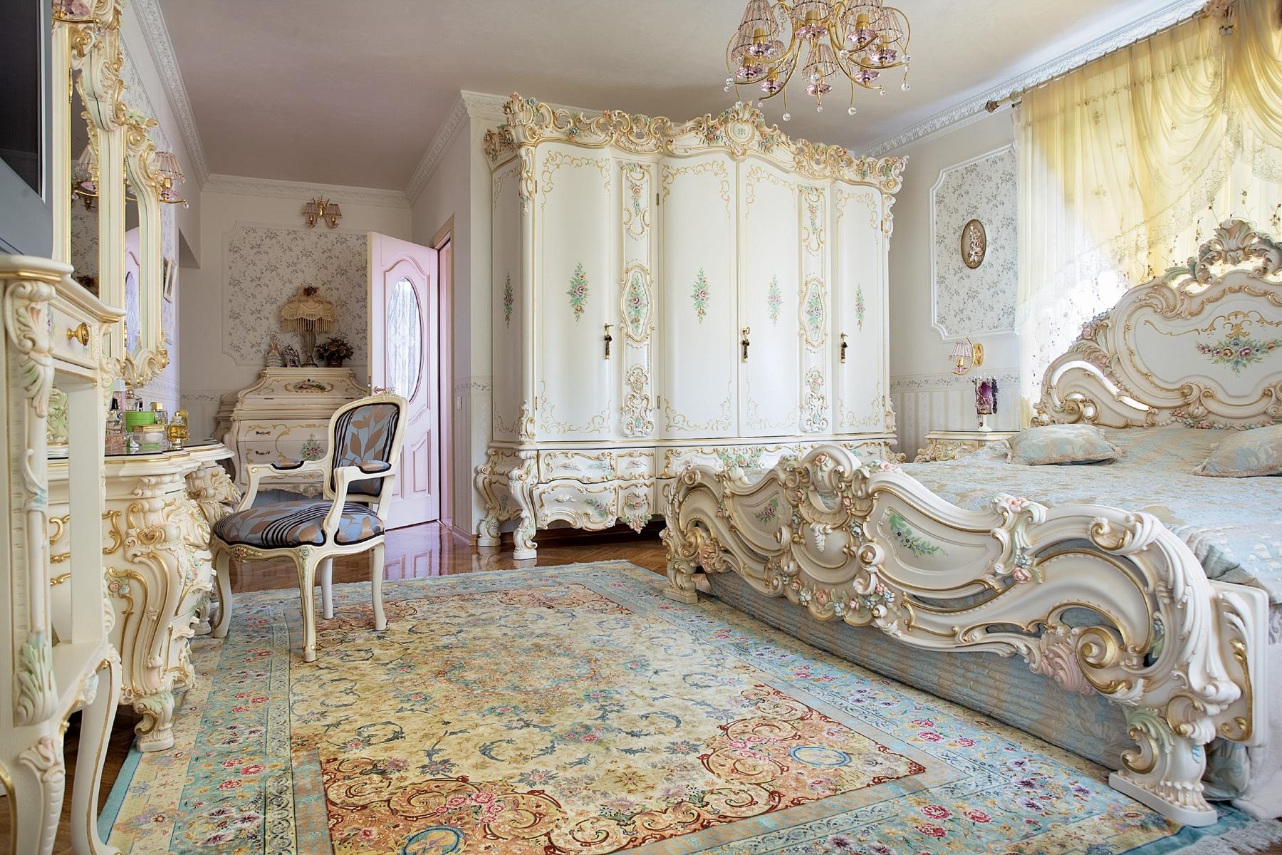 дизайн спальни классика достоинства правила особенности 40 фото