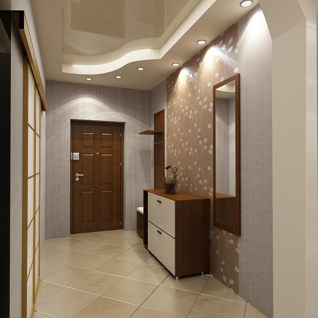 Ремонт прихожие дизайн в квартире