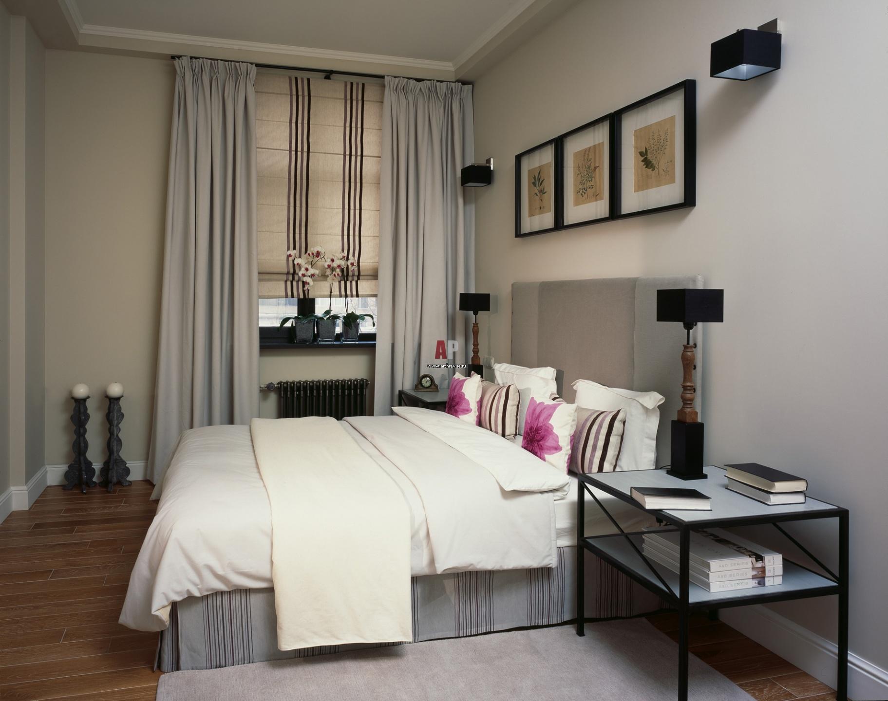 Спальня 12 кв метров фото