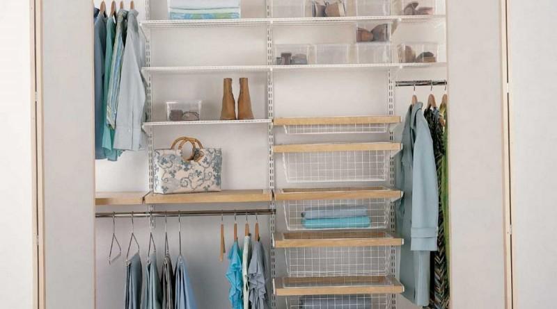 Бюджетная гардеробная комната своими руками 51