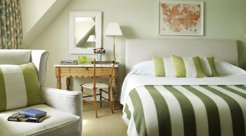Интерьеры спальни в цветовой палитре