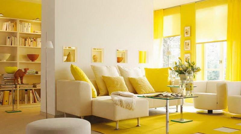 Цвет стен в квартире