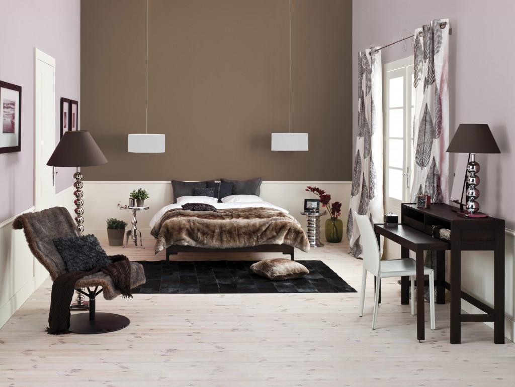 Интерьеры спальни в современном стиле