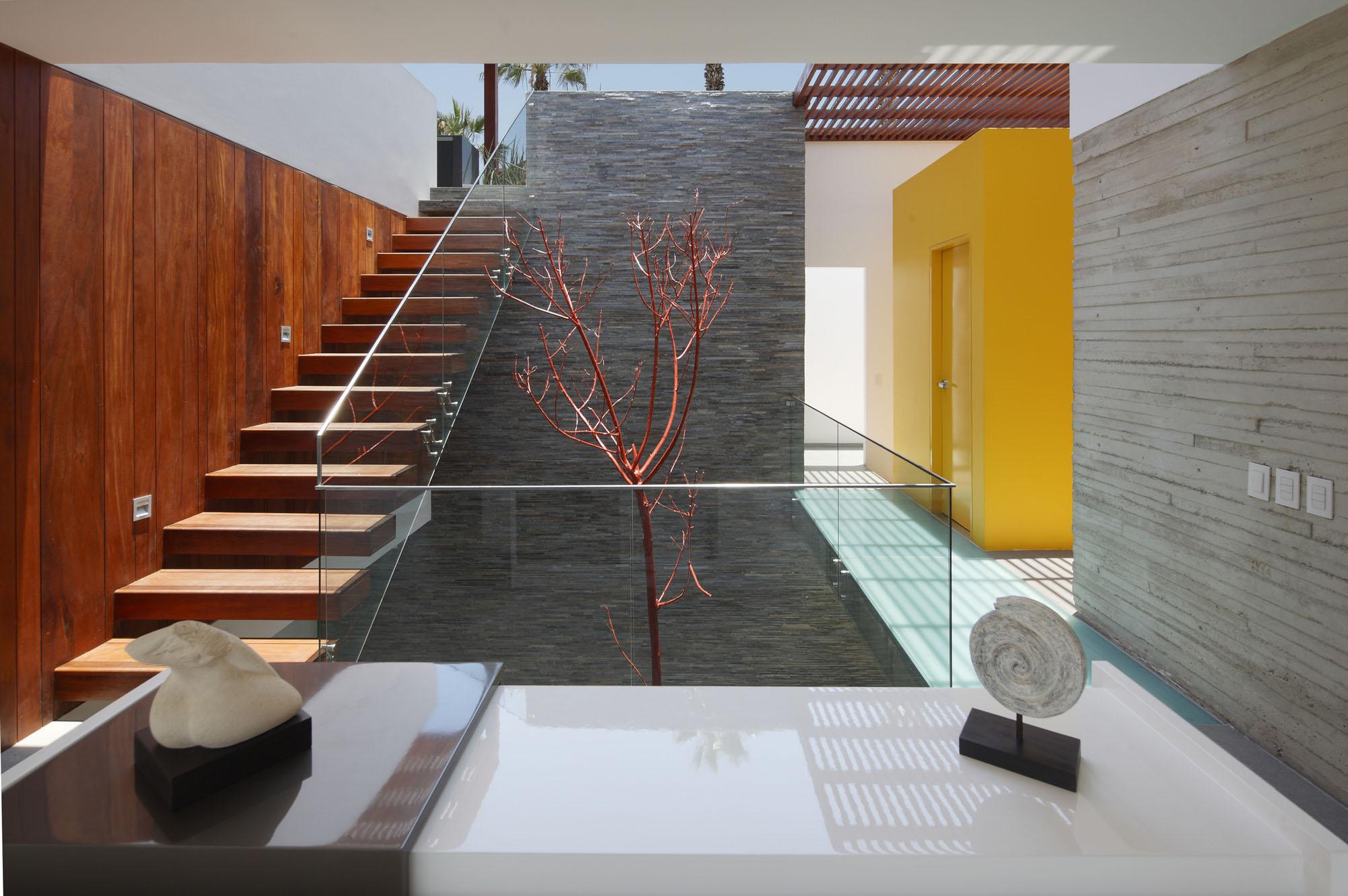 Стекло и камень в дизайне