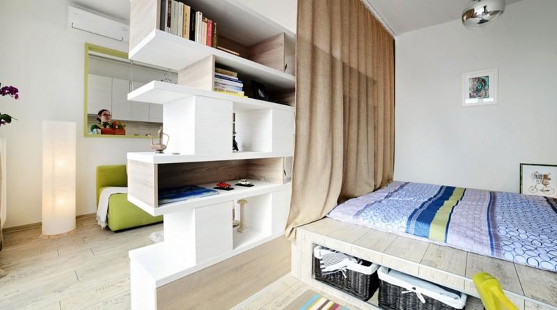 Маленькая комната, дизайн помещения