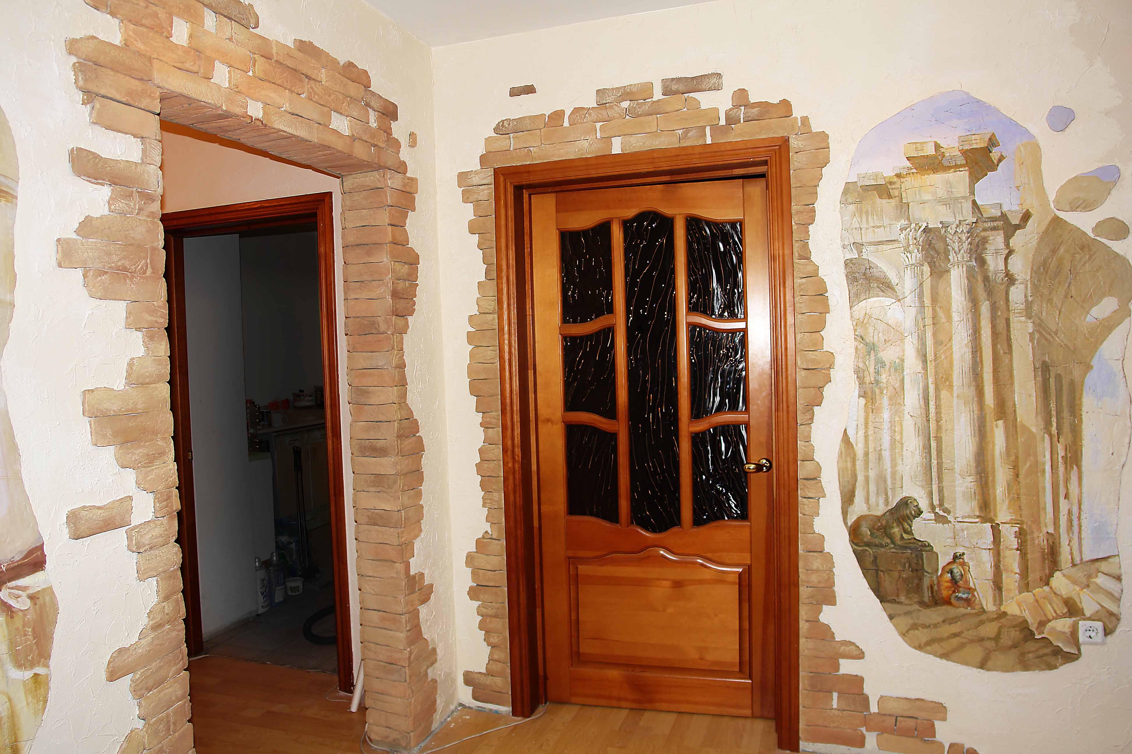 фото отделки коридора в квартире фото