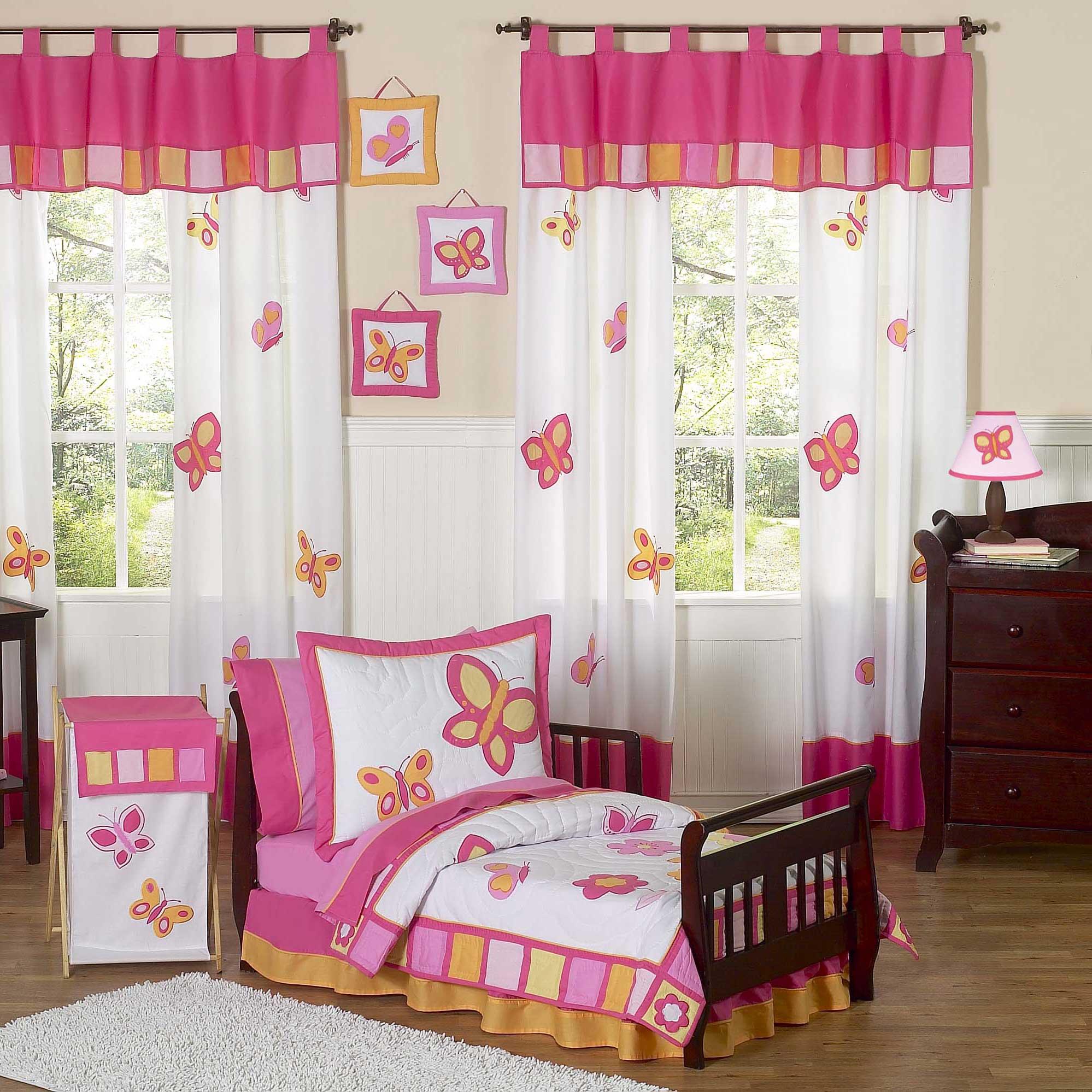 Оформить детскую комнату для девочек своими руками 82