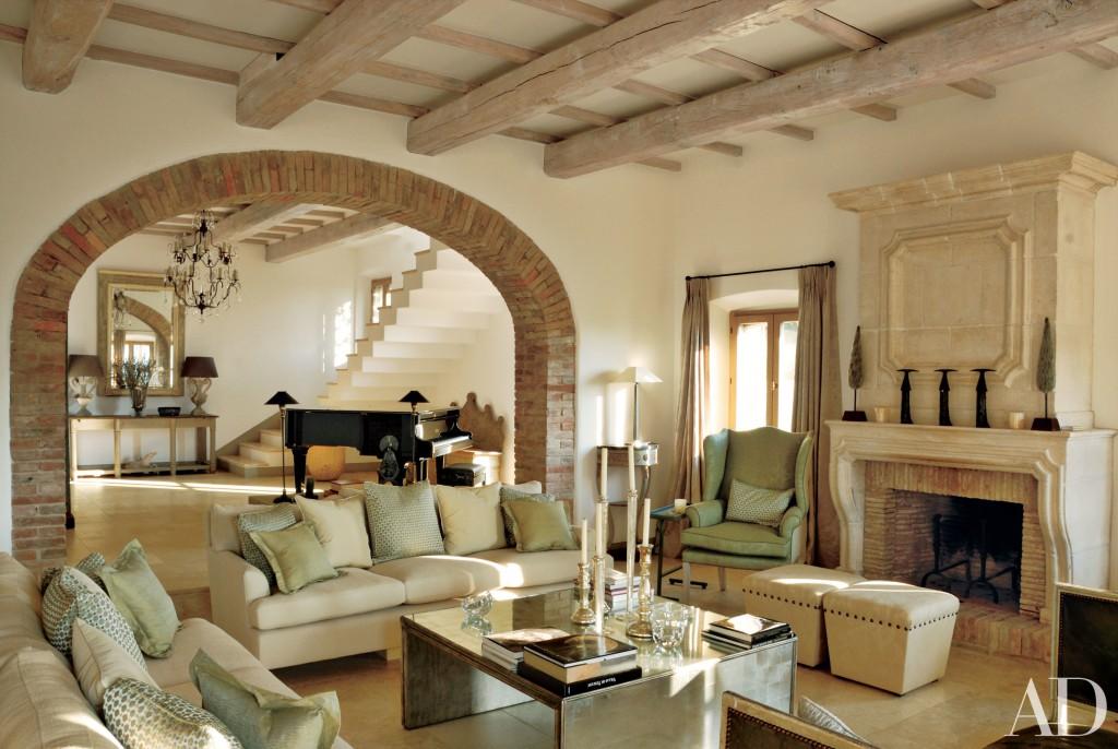 дизайн арки из гипсокартона в интерьере дома