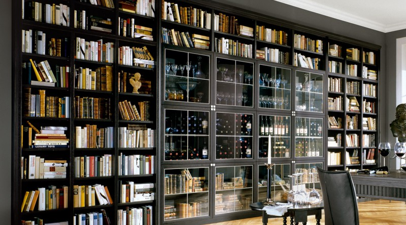 Оформление библиотеки