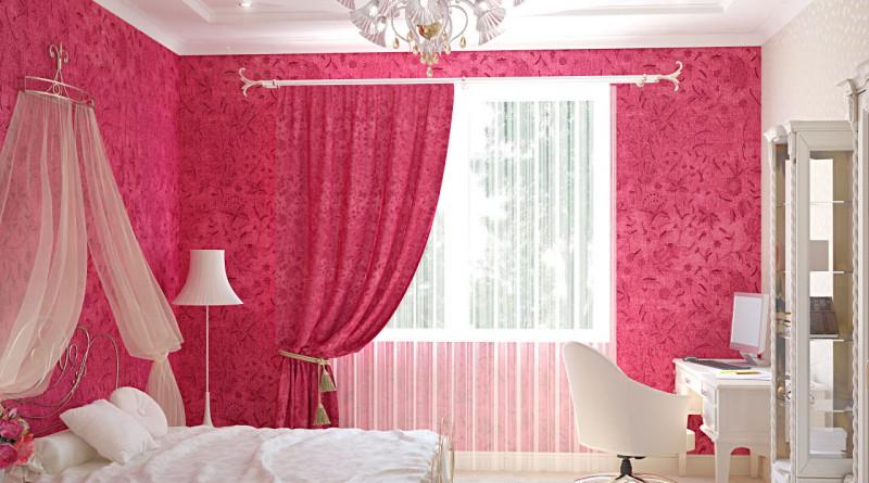 Интерьер для комнаты девушки