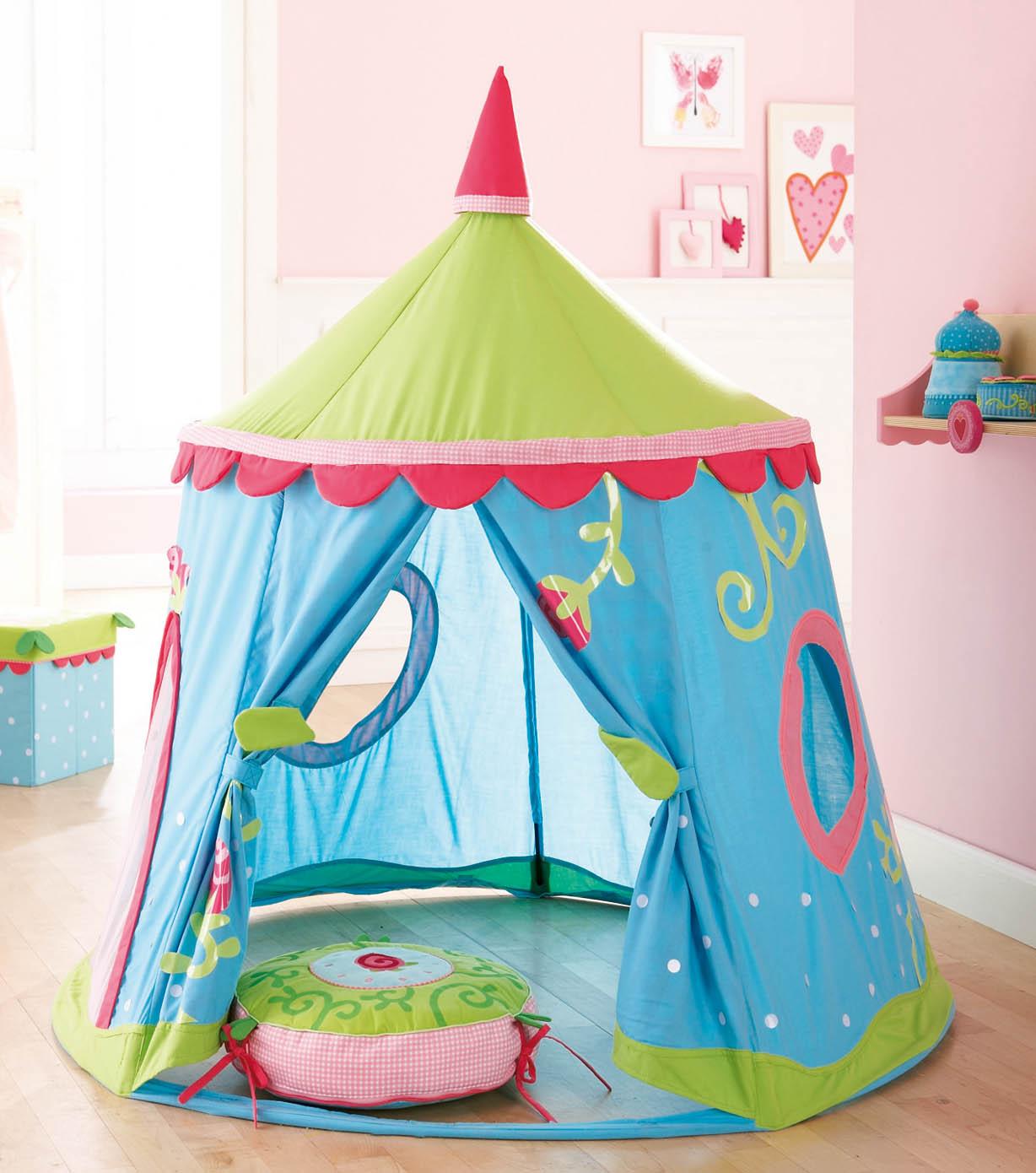 Палатка детская игровая своими руками фото