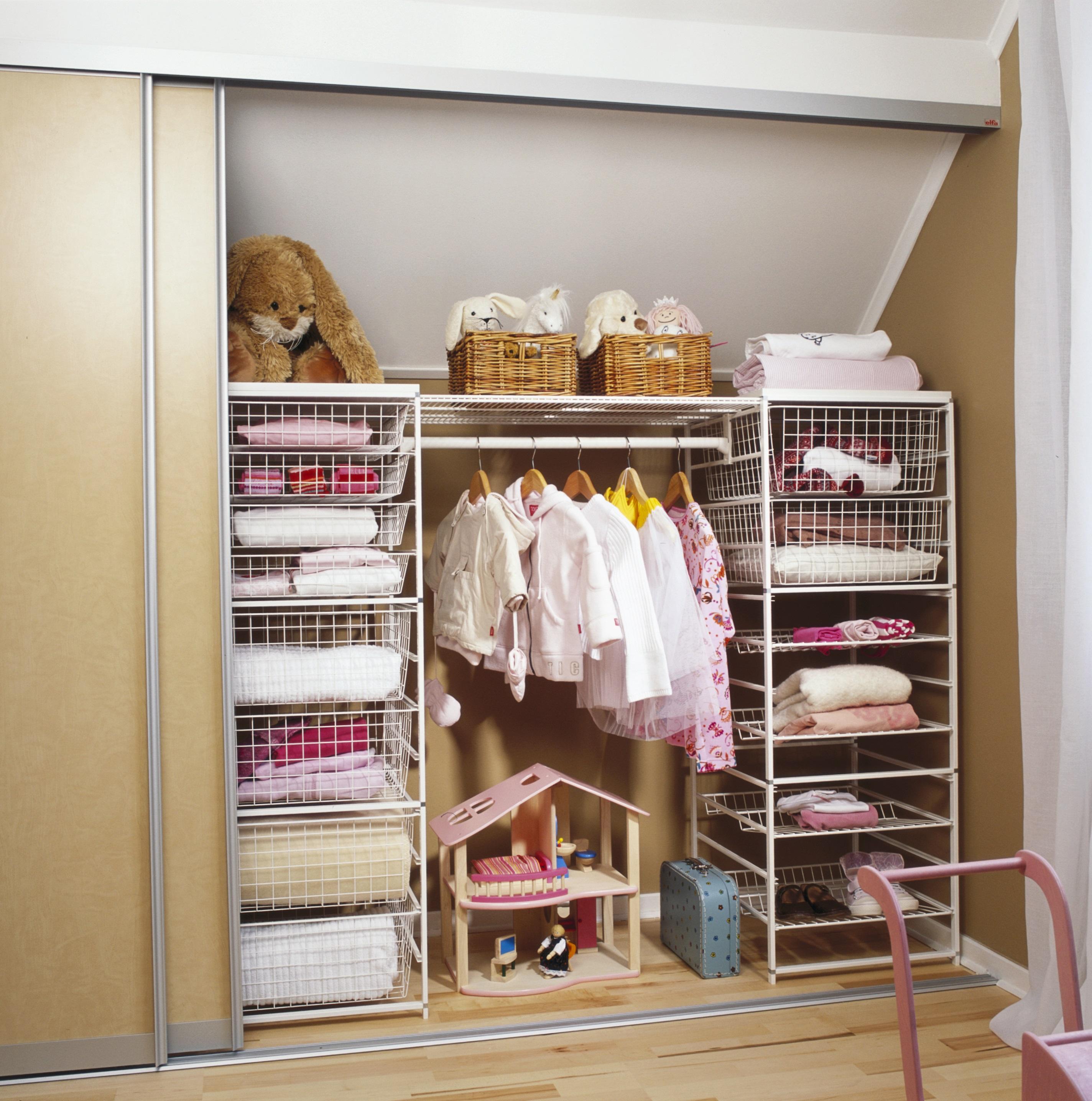 Встроенный шкаф, кладовка, ниша: варианты использования (фот.