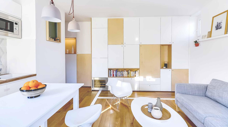 Как делать ремонт и дизайн маленьких квартир