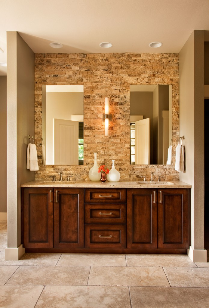 Bathroom wall cabinet modern
