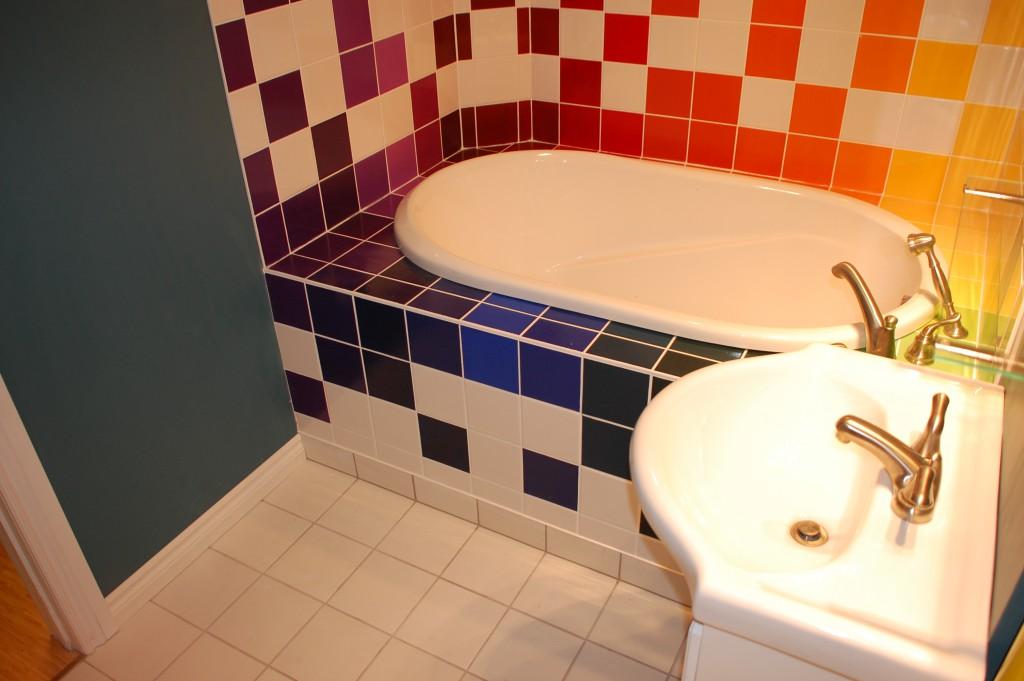 Дизайн ремонта ванная