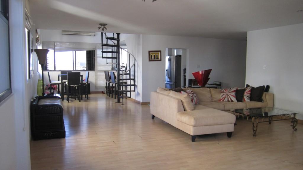 Квартира студия в классическом дизайне