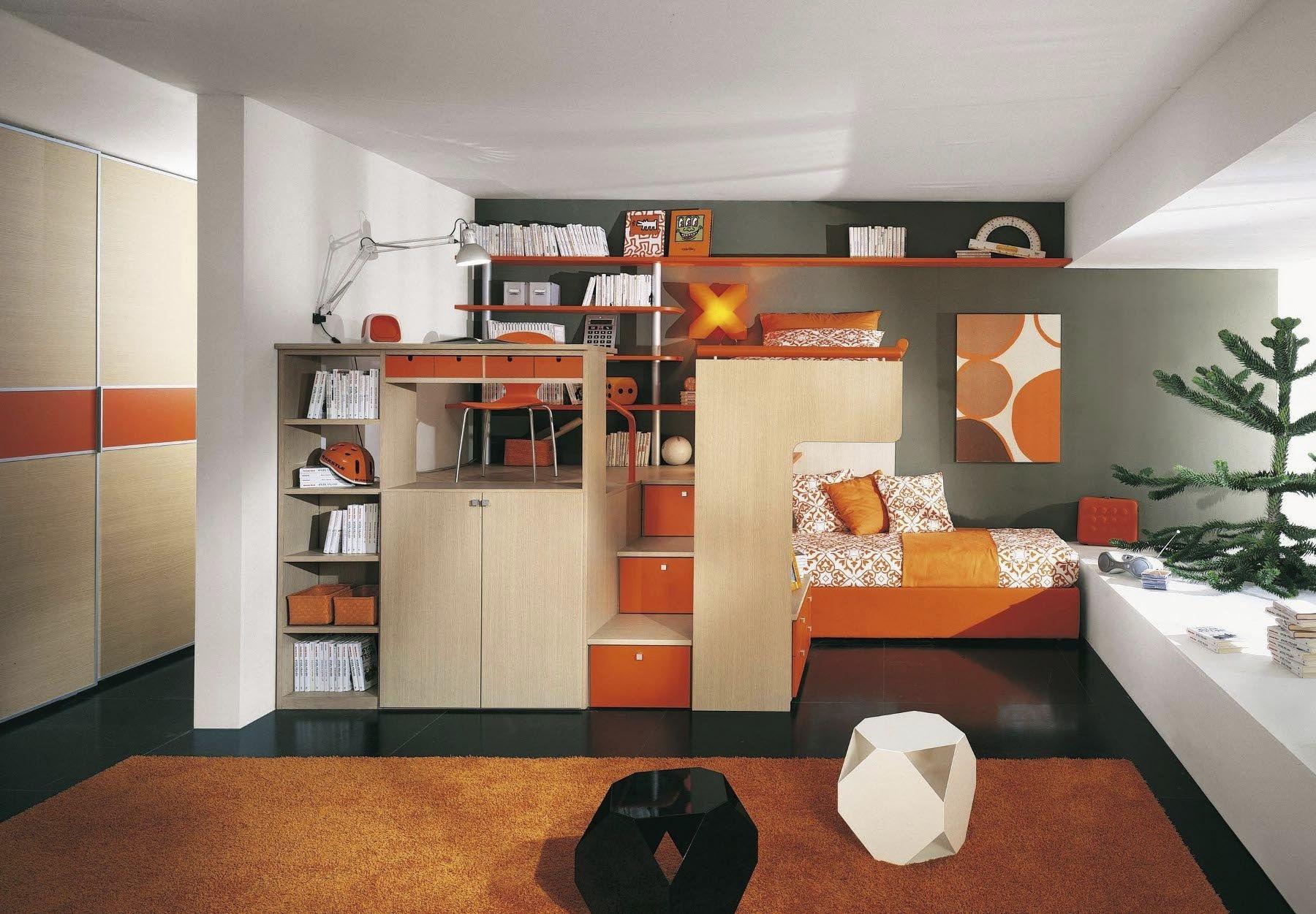 Дизайн 1 комнатной квартиры для семьи с ребенком школьником фото