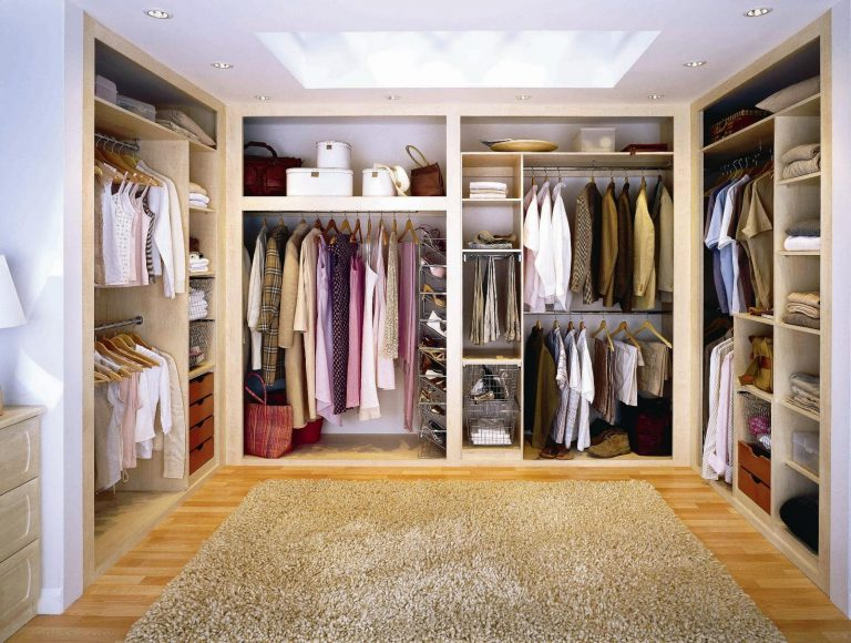 Сборка гардеробной своими руками 44