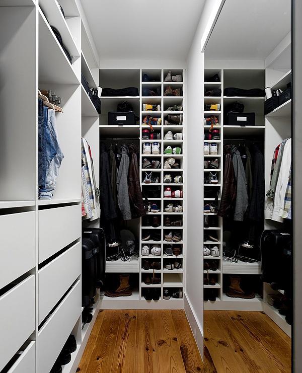 Как обустроить гардеробную комнату своими руками фото 829