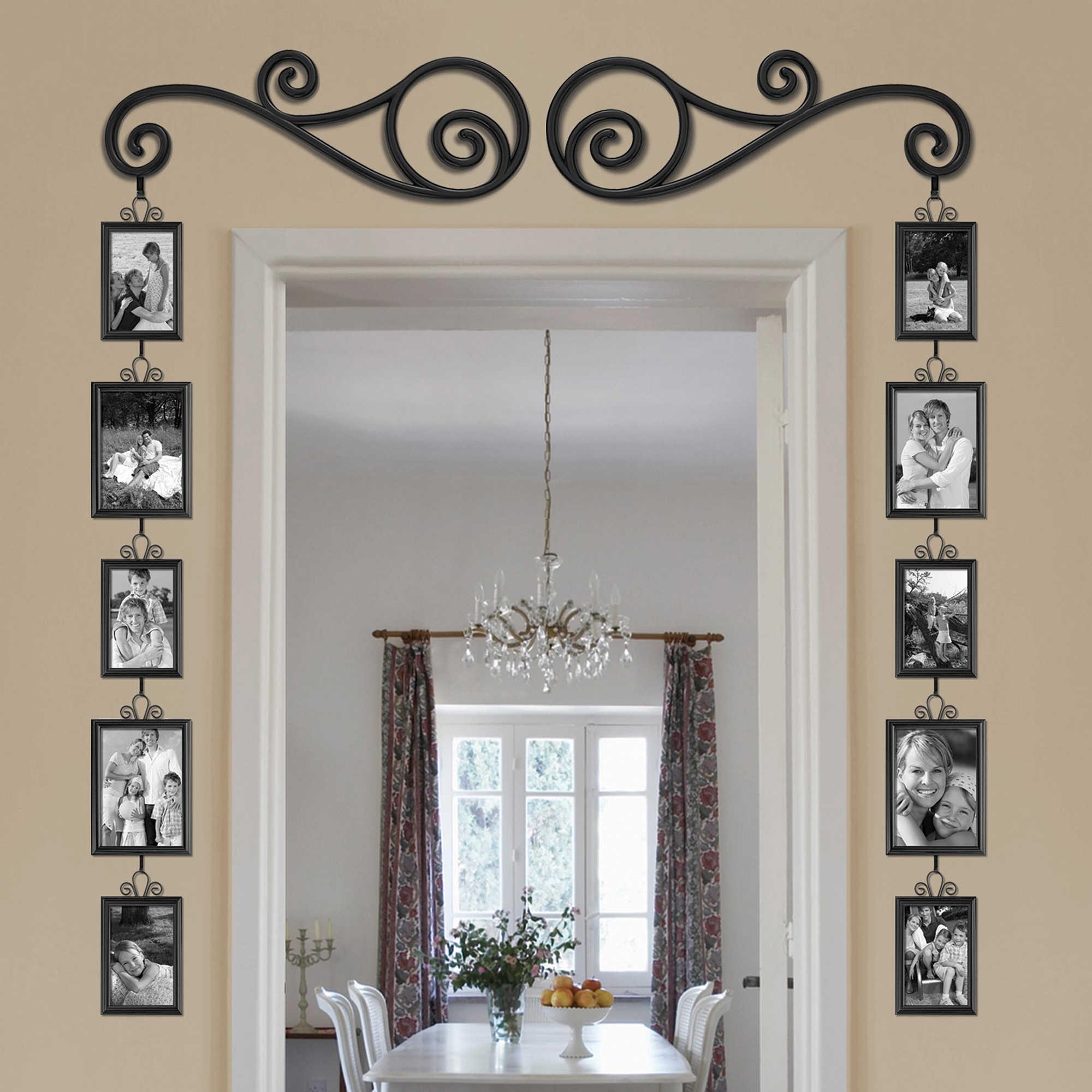 Как сделать фоторамки на стену фото 2
