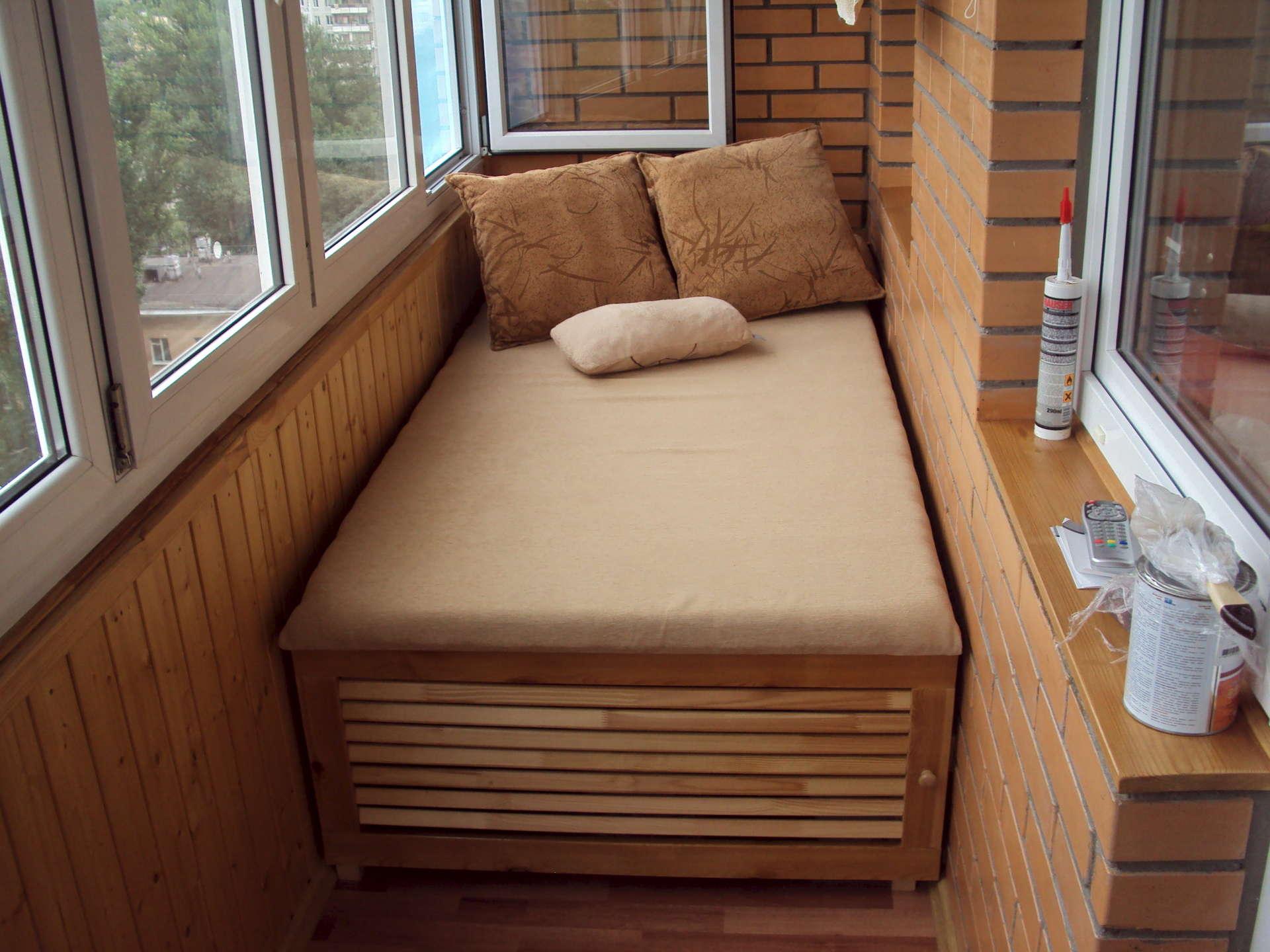 Интересные идеи для балкона своими руками: 7 вариантов (40 ф.