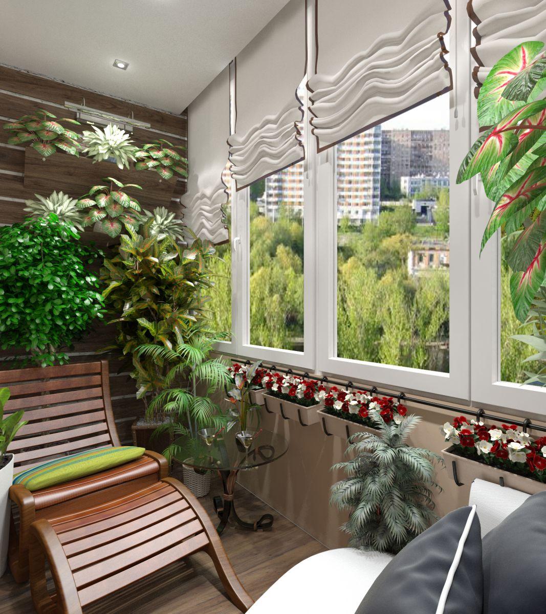 Лоджии панорамные дизайн фото - выбираем шторы для балкона и.