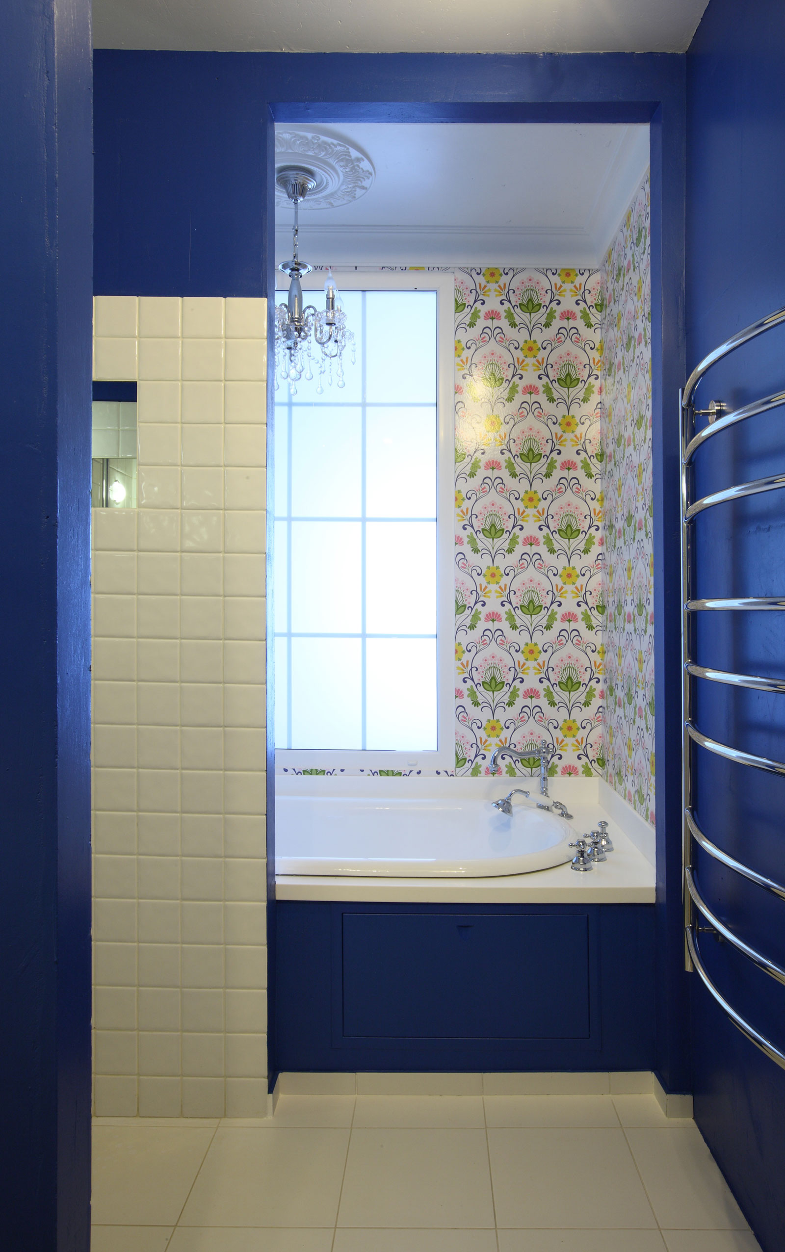Покрасить плитку в ванной дизайн