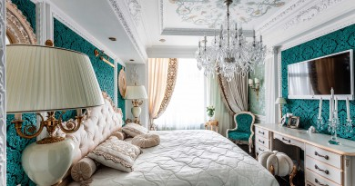 спальня с балконом дизайн