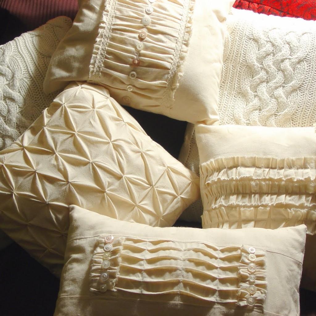 Красивые подушки своими руками фото 11