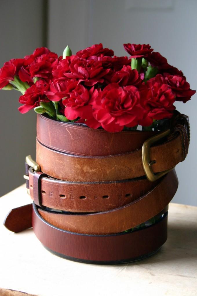 Декор в напольную вазу фото