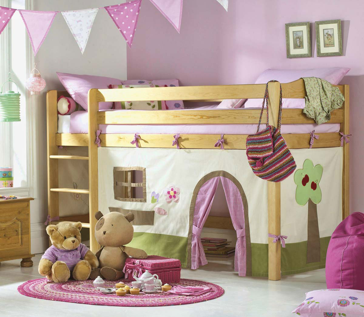 Какие бывают кровати для детей фото
