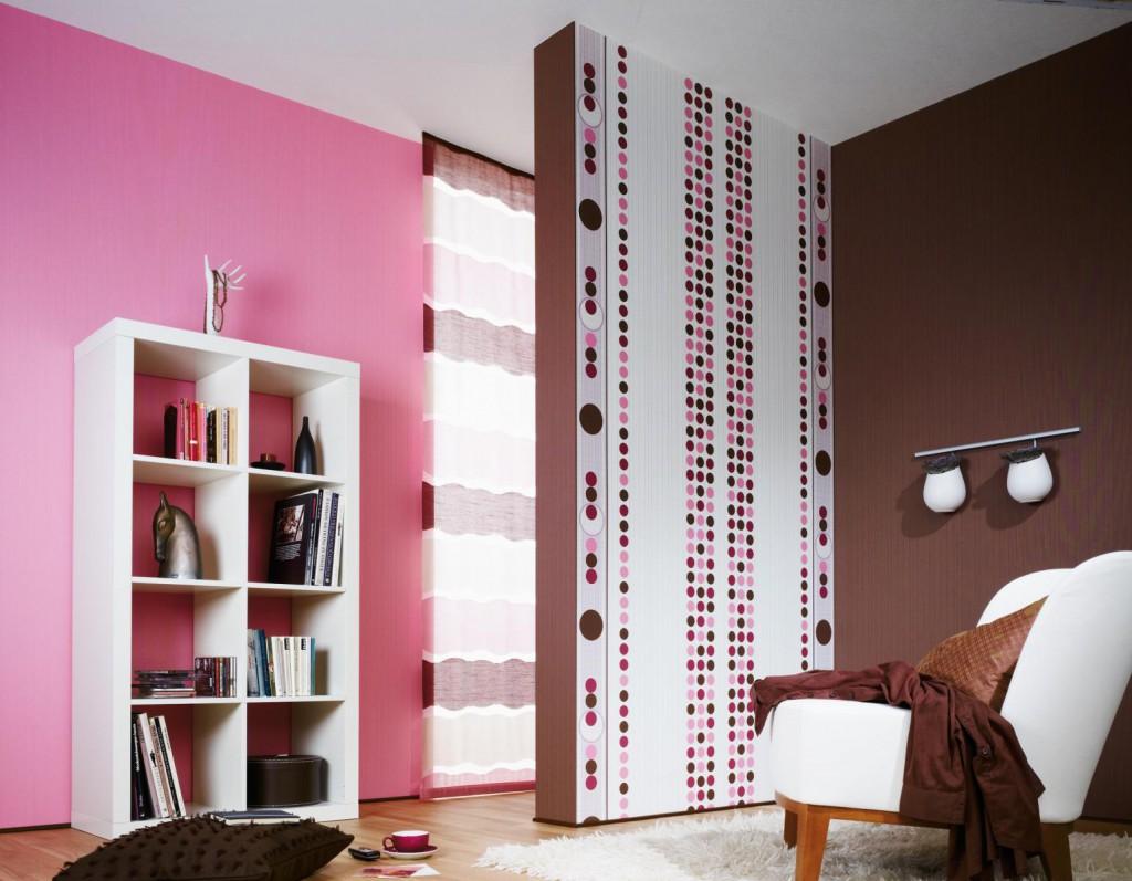Как правильно выбрать обои для зала - стилистика и дизайн (50 фото)