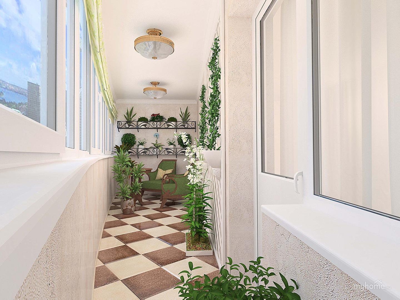 Обустройство балкона своими руками: 10 идей с воплощением (3.