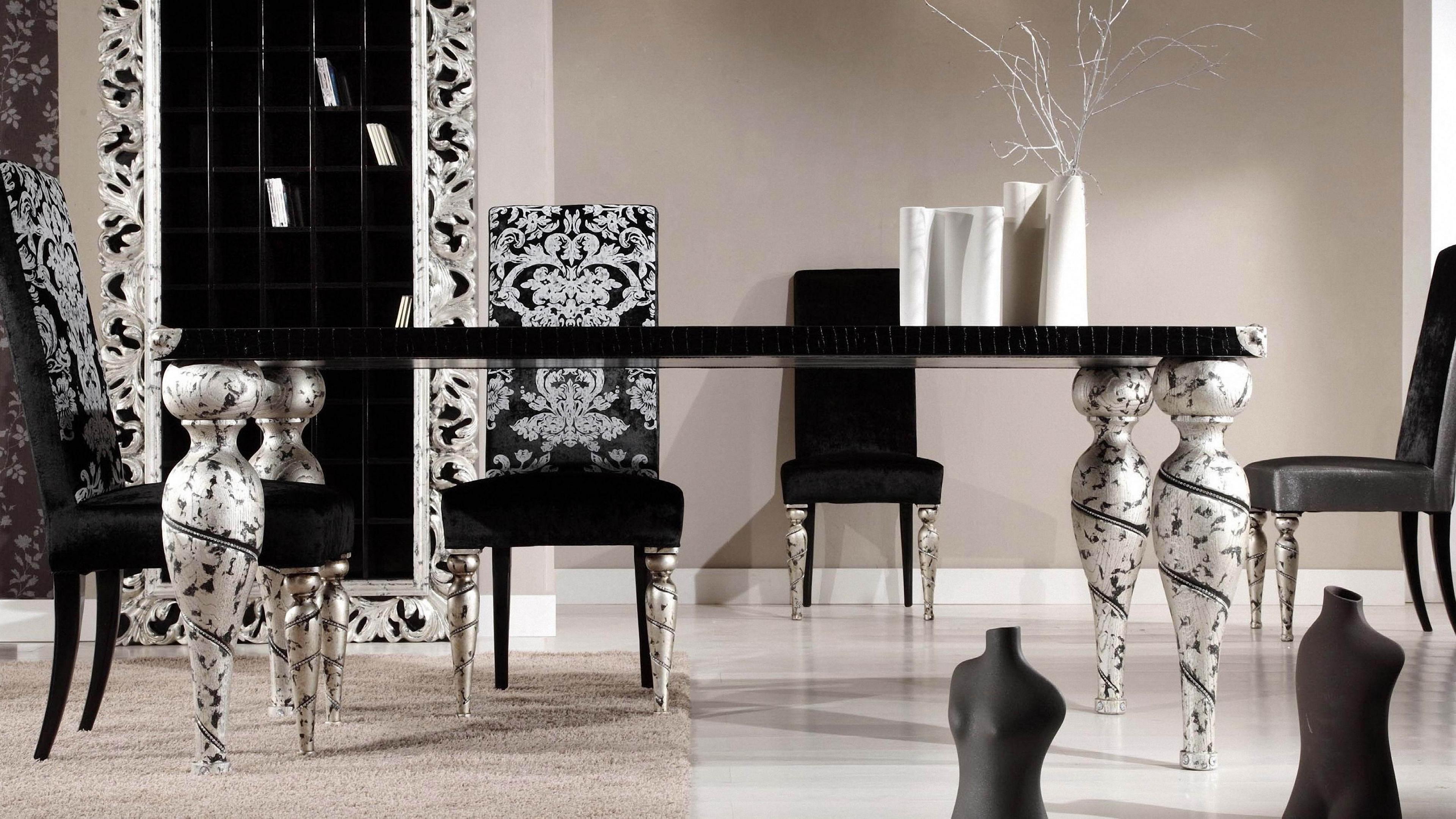 Modern dining room tables - 45