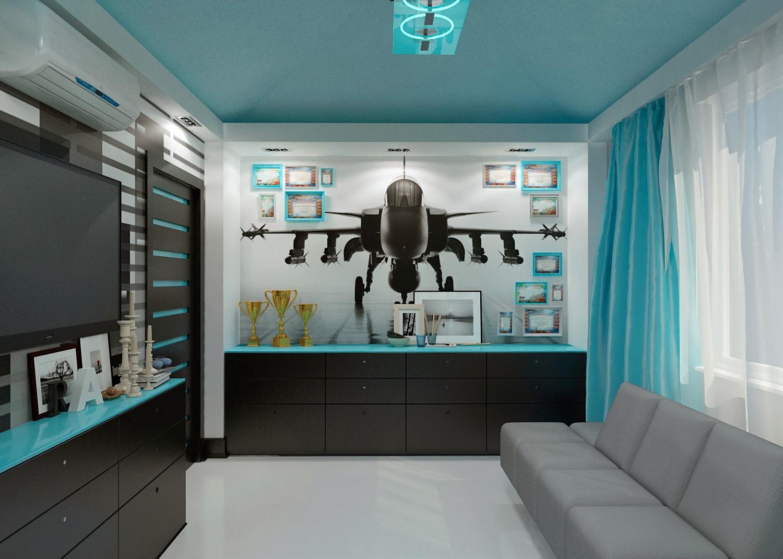 Детская комната для подростка фото дизайн