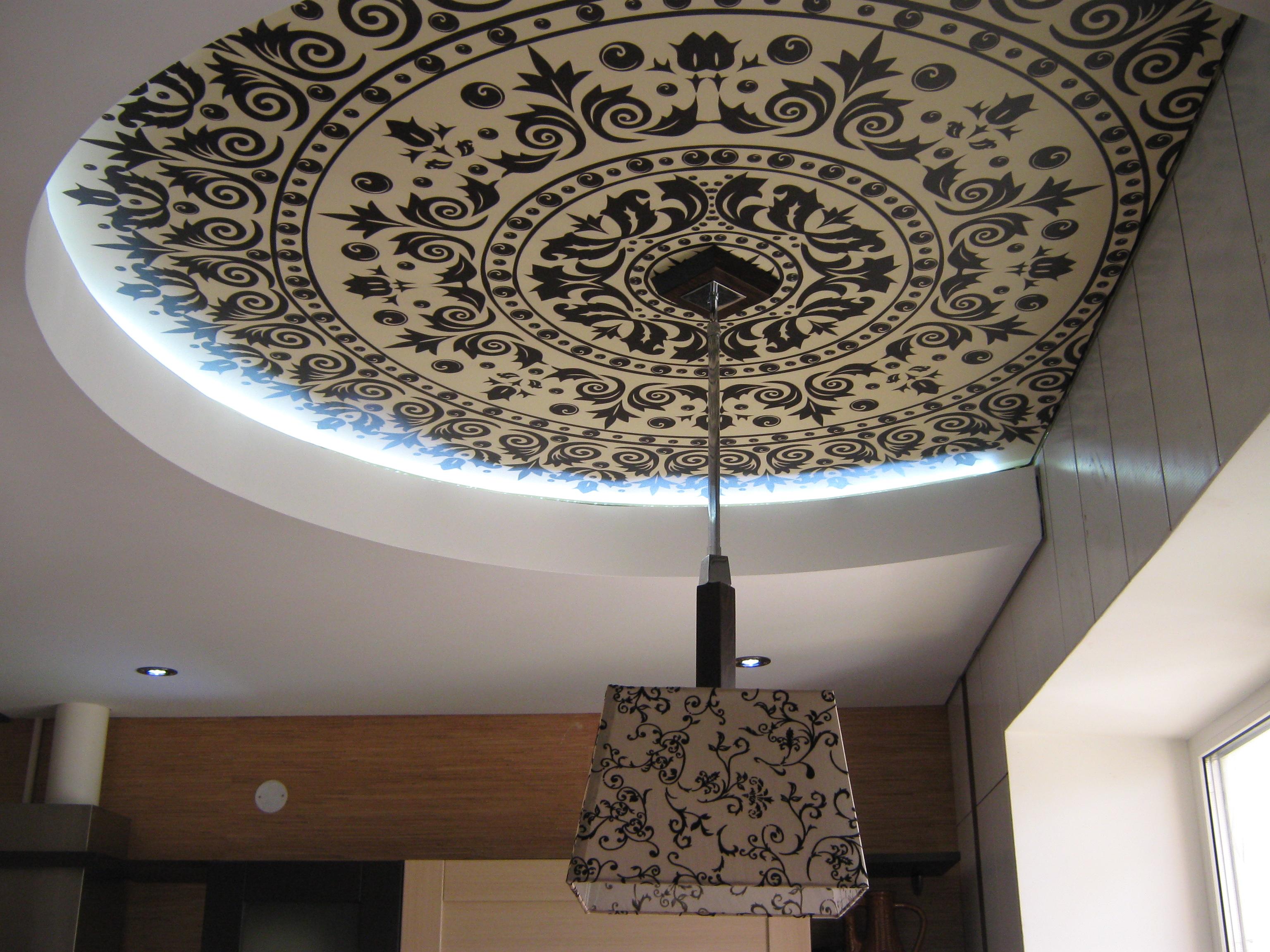 Сделать потолок дешево своими руками фото 114