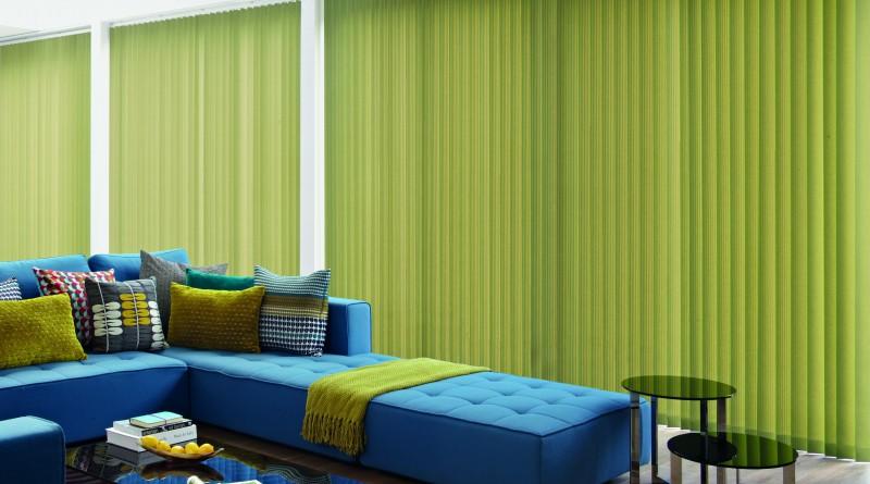 Оттенок разных предметов в зеленом цвете может быть одинаковым. Но интереснее, когда используется сочетание разных тонов.